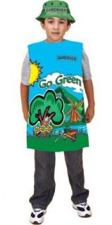 Dexter DEX 131 Gardener Costume Clothing