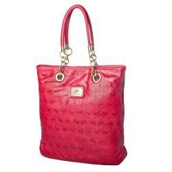 Koret Faux Leather Signature Tote Bag
