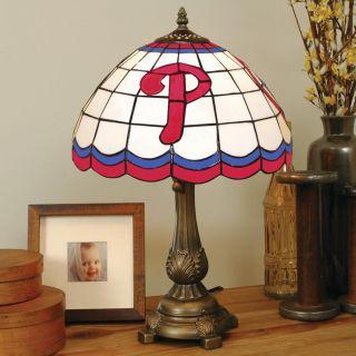 Tiffany style Philadelphia Phillies Lamp