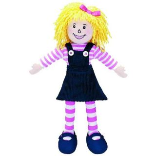 Scholastic Clifford The Big Red Dog Emily Elizabeth Rag Doll