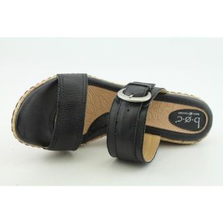 Born Concept Womens Ruth Black Sandals (Size 11)