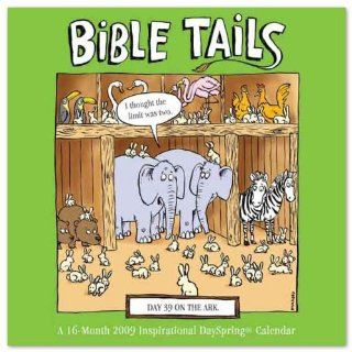 Bible Tails 2009 Wall Calendar Office Products