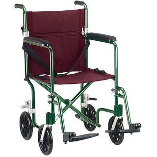 Drive Medical Flyweight 19 inch Lightweight Aluminum Transport
