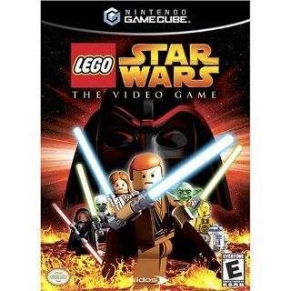 Lego Star Wars GameCube Video Games