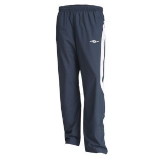 Coloris  marine et blanc. Pantalon Multisport Homme  doublé en