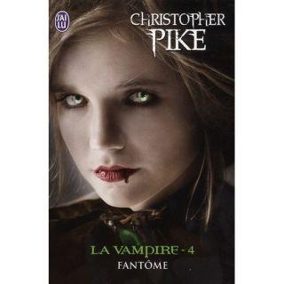 La vampire t.4 ; fantôme   Achat / Vente livre Christopher Pike pas