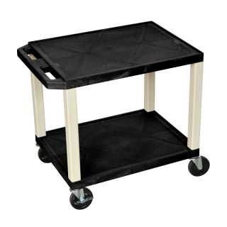 Wilson 26 inch Black Plastic Multi purpose Cart Today $74.99 4.7 (3