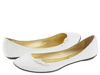 Belle by Sigerson Morrison 4322 White Patent