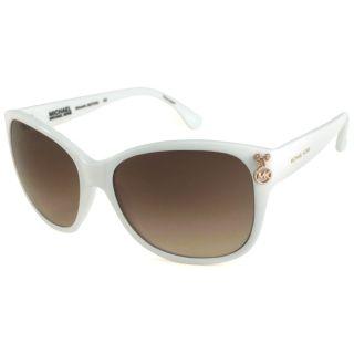 Michael Michael Kors Womens M2754S Wilmette Rectangular Sunglasses
