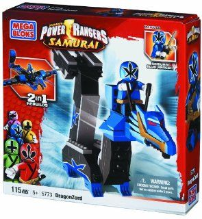 Power Rangers Blue Zord Toys & Games