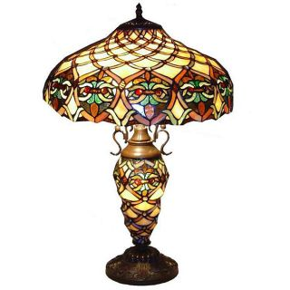 Tiffany style Ariel Table Lamp