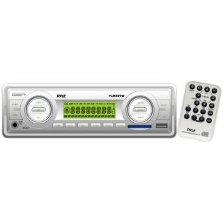 Marine Flash Audio Player   160 W   LCD   Single DIN