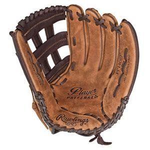 Rawlings Outfielder Baseball/Softball Glove. Pro H Web. 14