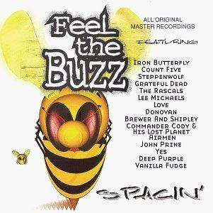 Feel the Buzz Spacin Various Artists Music
