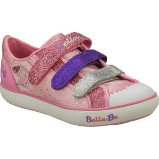 Girls Skechers Bella Ballerina Curtsies Triple Twirl Pink/Multi