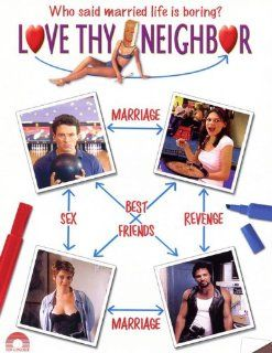 Love Thy Neighbor Melissa Bacelar, Jennifer Bransford