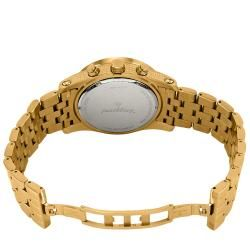 JBW Mens Krypton Gold Diamond Watch