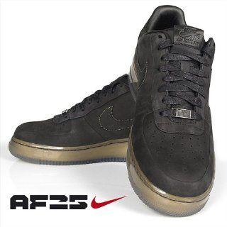 07 (LEBRON) BASKETBALL SHOES 10 (BLACK/BLACK/METALLIC GOLD) Shoes