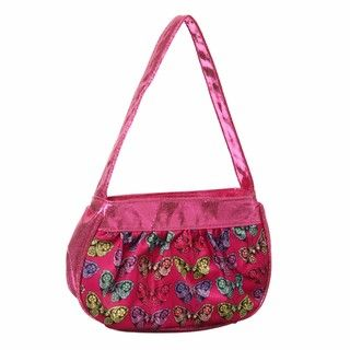 Ed Hardy Girls Butterfly Dreams Shoulder Bag