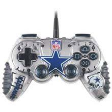 Officially Licensed NFL Dallas Cowboys PS2 Controller