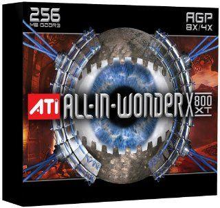 ATI All In Wonder X800 XT Video Card Electronics