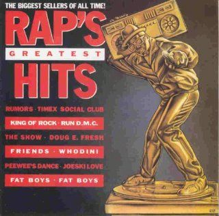 Rap Greatest Hits Vol 1 Various Artists Music
