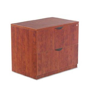 Valencia Series Two Drawer Lateral File, 34w x 22 3/4d x