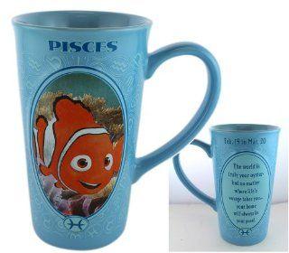 Disney Zodiac Mug (Pisces)   Nemo Coffee Mug Toys & Games