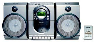Philips MC138 Micro Hi Fi Shelf Stereo System Electronics
