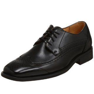 Giorgio Brutini Mens 66000 Oxford,Black,11 M Shoes