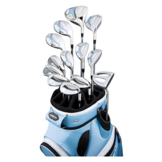 Adams Womens Idea A7 OS Mist 14 piece Golf Club Set