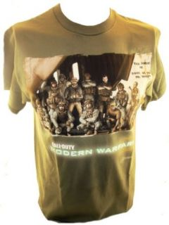 Shirt   Doom on you Mr Tango Task Force 141 Group Image Clothing