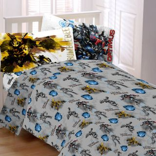 Transformers Armada Twin size Sheet Set