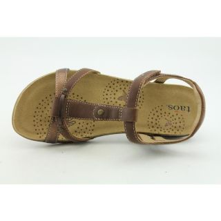 Taos Womens Vision Brown Sandals