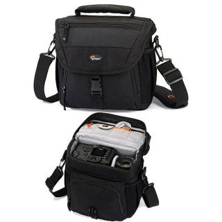 Lowepro Nova 170 All weather Black Camera Bag