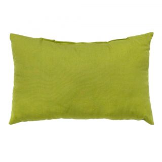 Lime Rectangle Outdoor Accent Pillows (Set of 2)