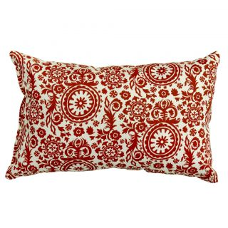 Floral Regal Rectangle Outdoor Accent Pillows (Set of 2)