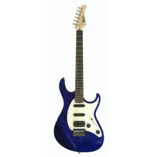 CORT Guitare Electrique série G 210 Bleue   Achat / Vente INSTRUMENT
