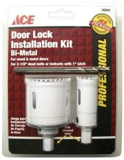 Ace Door Lock Installation Kit