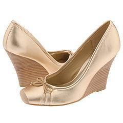Jessica Simpson Like Gold Rose Metallic