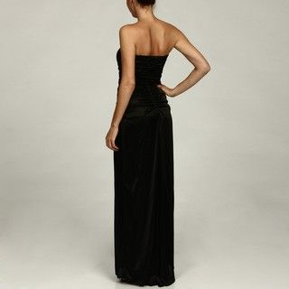Morgan & Co Juniors Bead embellished Evening Dress