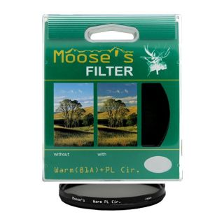 Hoya Moose 49mm Warm Circular Polarizer Filter