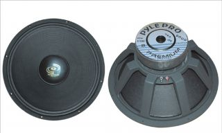 PylePro 21 inch High Power Subwoofer