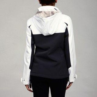 Hawke Womens Soft Shell Zip Front Coat FINAL SALE