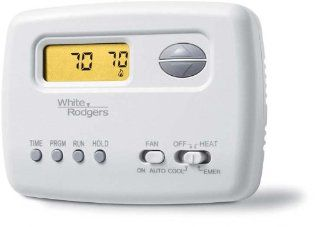 White Rodgers 1F72 151 70 series heat pump thermostat (2H/1C)