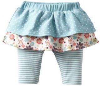 MINI BAMBA APPAREL Baby Girls Newborn Tiered Skirt With
