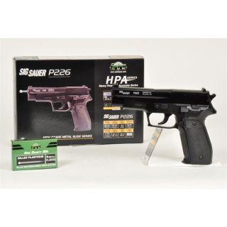Pistolet à billes Sig Sauer SP226 HPA Series   Achat / Vente JEU DE