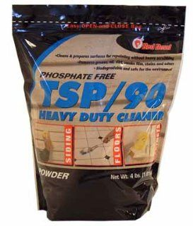 Red Devil #0265 TSP/90 4LB Heavy Duty Cleaner Home