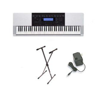 USB Connection and 152 Songs + Stand + Ac Adapter Musical Instruments
