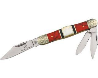 Frost Cutlery & Knives SHS149RED Silver Horse Stoneworks